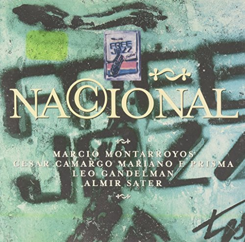 Montarroyos Mariano Camargo Free Jazz Collection Nacional Import Bra