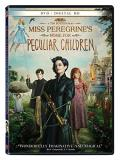 Miss Peregrine's Home For Peculiar Children Green Butterfield Jackson Dench DVD Dc Pg13