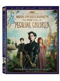 Miss Peregrine's Home For Peculiar Children Green Butterfield Jackson Dench 3d Blu Ray Dc Pg13