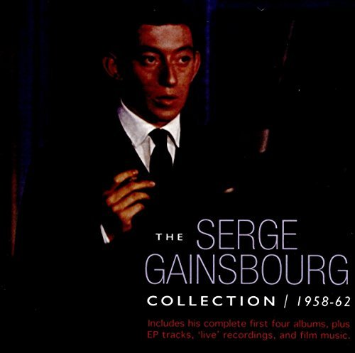 Serge Gainsbourg Collection 1958 62