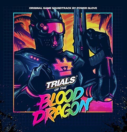 Power Glove Trials Of The Blood Dragon Import Gbr