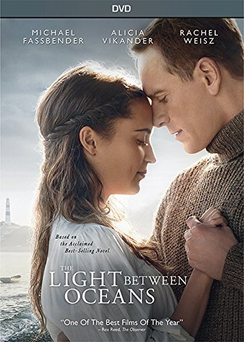 Light Between Oceans Fassbender Vikander DVD Pg13