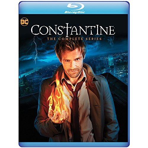 Constantine The Complete Series Blu Ray Mod This Item Is Made On Demand Could Take 2 3 Weeks For Delivery