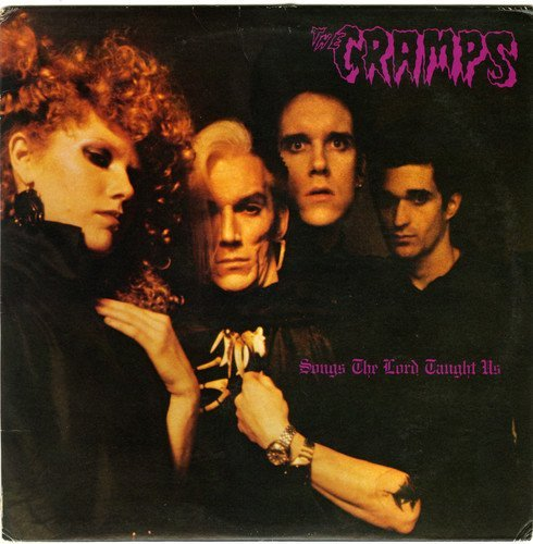 Cramps Songs The Lord Taught Us 200 Gram Vinyl Lp