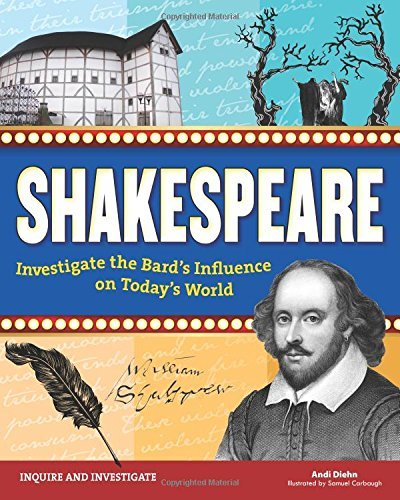 Andi Diehn Shakespeare Investigate The Bard's Influence On Today's World