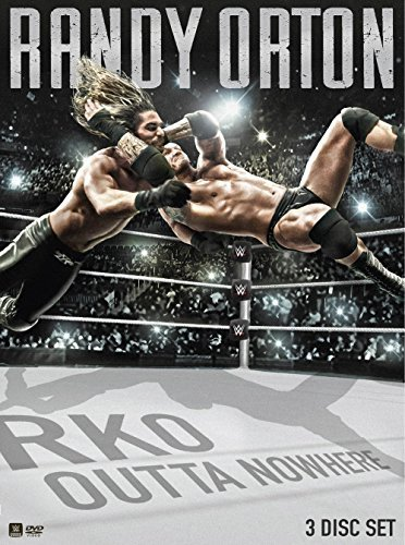 Wwe Randy Orton Rko Outta Nowhere DVD