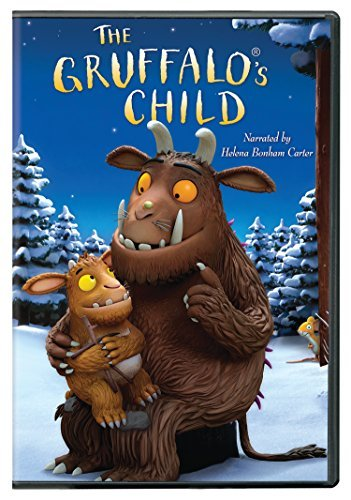 The Gruffalo The Gruffalo's Child Pbs DVD G