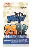 Game Dominoes Let's Play 25 Games