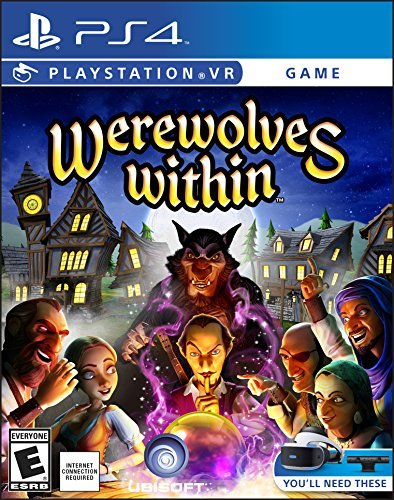 Ps4vr Werewolves Within **requires Playstation Vr**