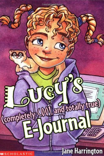 Jane Harrington Lucy's E Journal Very Cool & Totally True
