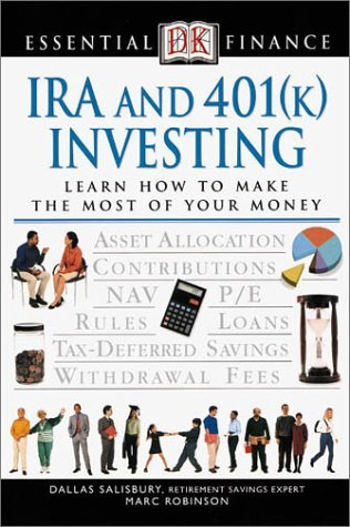 Marc Robinson Essential Finance Ira & 401(k) Investing