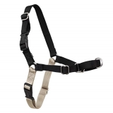 Easy Walk Harness Small Blk Slv Easy Walk Harness Small Ea