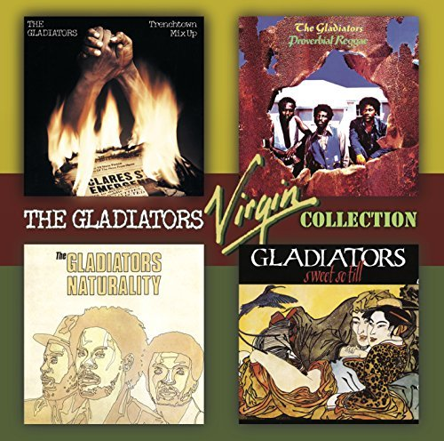 Gladiators Virgin Collection Import Gbr