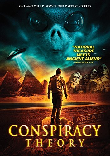 Conspiracy Theory Kobold Myers DVD Nr