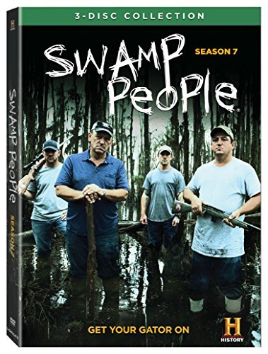 Swamp People Season 7 DVD