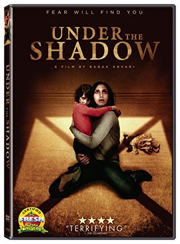 Under The Shadow Under The Shadow DVD Pg13