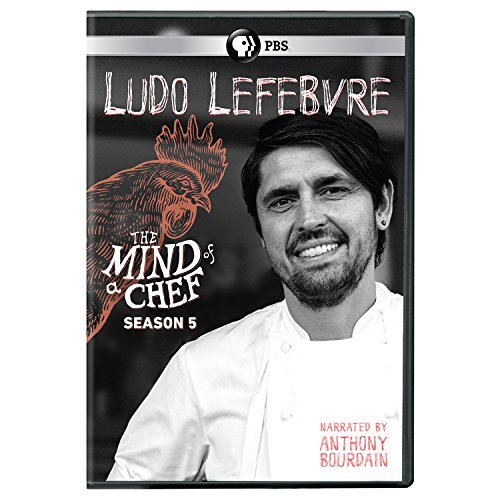 Mind Of A Chef Ludo Lefebvre Season 5 DVD