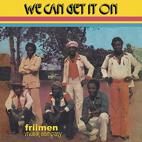 Friimen Musik Company We Can Get It On Lp