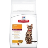 Hills Feline Light Cat 17.5lb