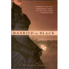 Christina Cordaire Married In Black