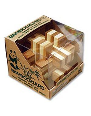 Toy Bamboozlers Puzzle Asst