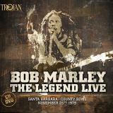 Bob Marley & The Wailers The Legend Live Santa Barbara County Bowl November 25th 1979 CD DVD