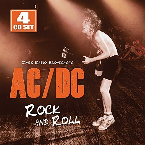 Ac Dc Rock & Roll Rare Fm Broadcasts