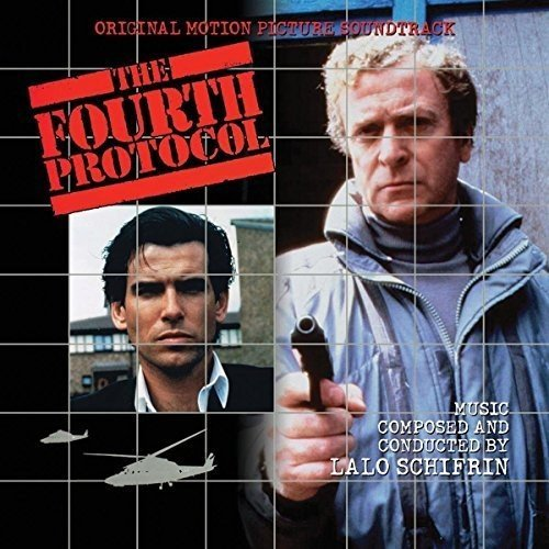 Lalo Schifrin The Fourth Protocol