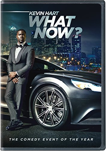 Kevin Hart What Now? DVD