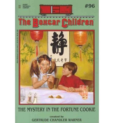 Gertrude Chandler Warner The Mystery In The Fortune Cookie