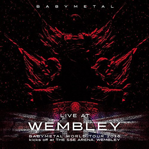 Babymetal Live At Wembley Arena Import Gbr