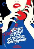 Women On The Verge Of A Nervous Breakdown Women On The Verge Of A Nervous Breakdown DVD Criterion