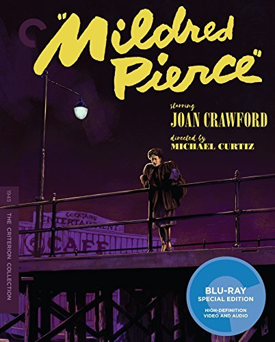 Mildred Pierce Crawford Blyth Blu Ray Criterion
