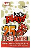 Game Dice Let's Play 25 Games
