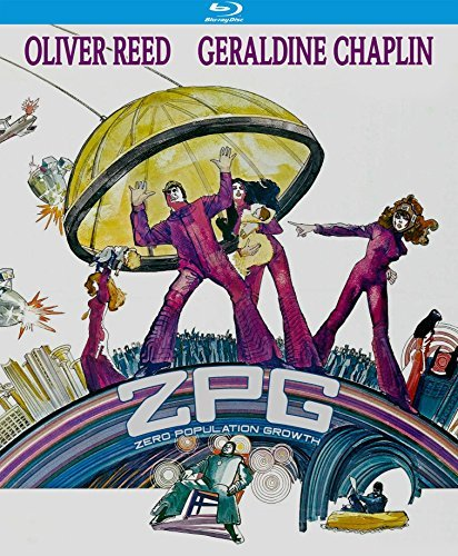 Zpg (zero Population Growth) Reed Chapman Blu Ray Pg
