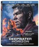 Deepwater Horizon Wahlberg Russell Malkovich Blu Ray DVD Dc Pg13