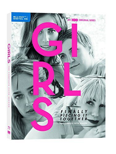 Girls Season 5 Blu Ray