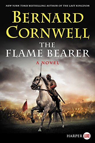 Bernard Cornwell The Flame Bearer Large Print