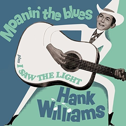 Hank Williams Moanin The Blues I Saw The L Import Esp Incl. Bonus Tracks
