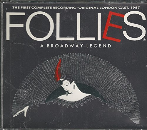 Follies A Broadway Legend