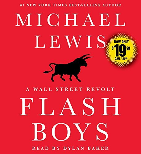 Michael Lewis Flash Boys