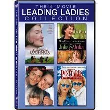 The 4 Movie Leading Ladies Collection