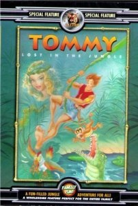 Tommy Lost In The Jungle