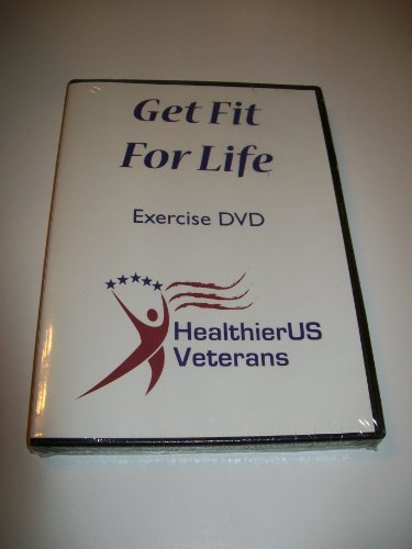 Get Fit For Life Exercise DVD By Healthier Us Ve Get Fit For Life Exercise DVD By Healthier Us Ve