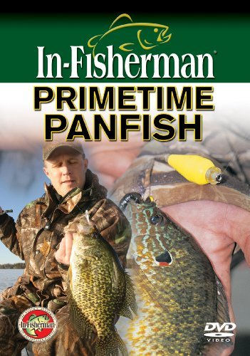 In Fisherman Staff In Fisherman Staff Primetime Panfish DVD