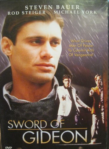 Steven Bauer Michael York Colleen Dewhurst Rod Ste Sword Of Gideon