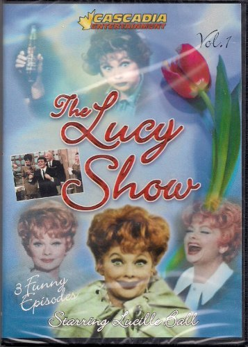 Vivian Vance Lucille Ball 3 Episodes 'barbershop Q The Lucy Show