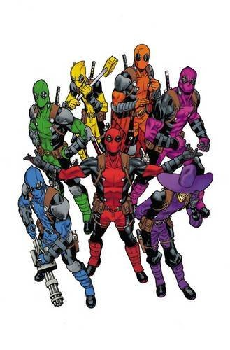Gerry Duggan Deadpool World's Greatest Volume 1