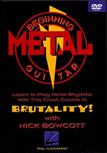 Beginning Metal Rhythm Guitar Beginning Metal Rhythm Guitar