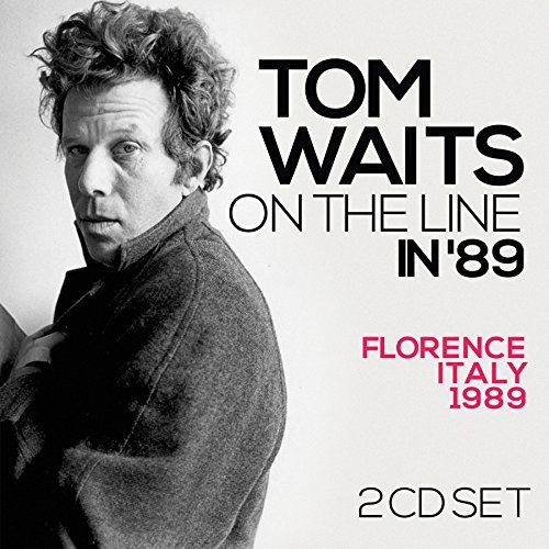 Tom Waits On The Line In '89